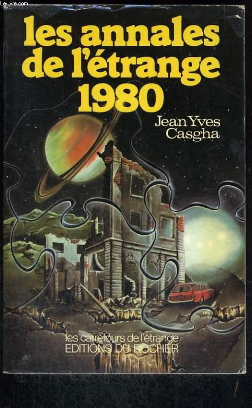 Les annales de l'étrange 1980