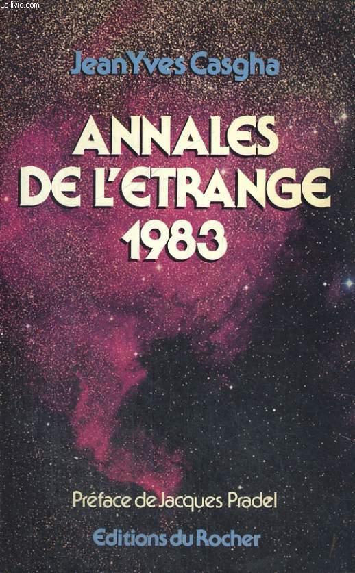 Annales de l'étrange 1983