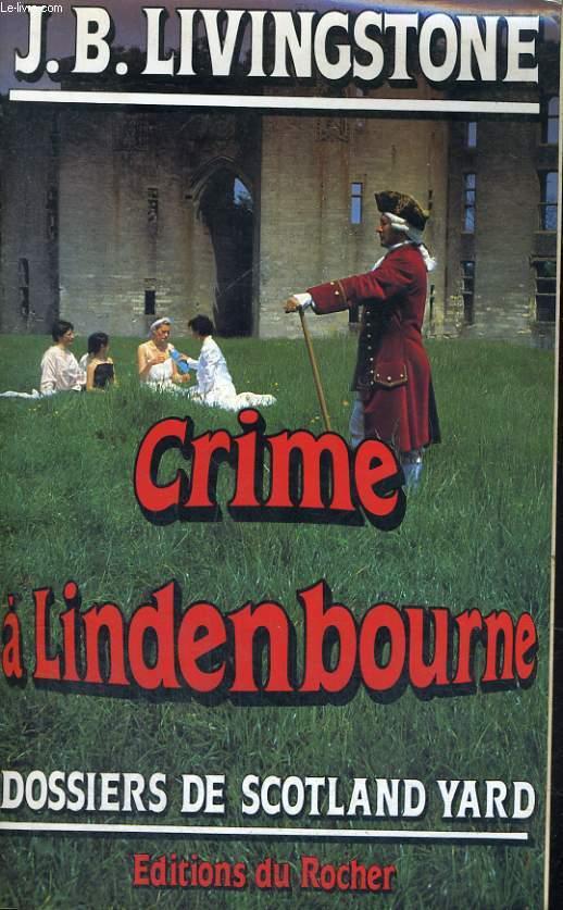 Crime à Lindenbourne