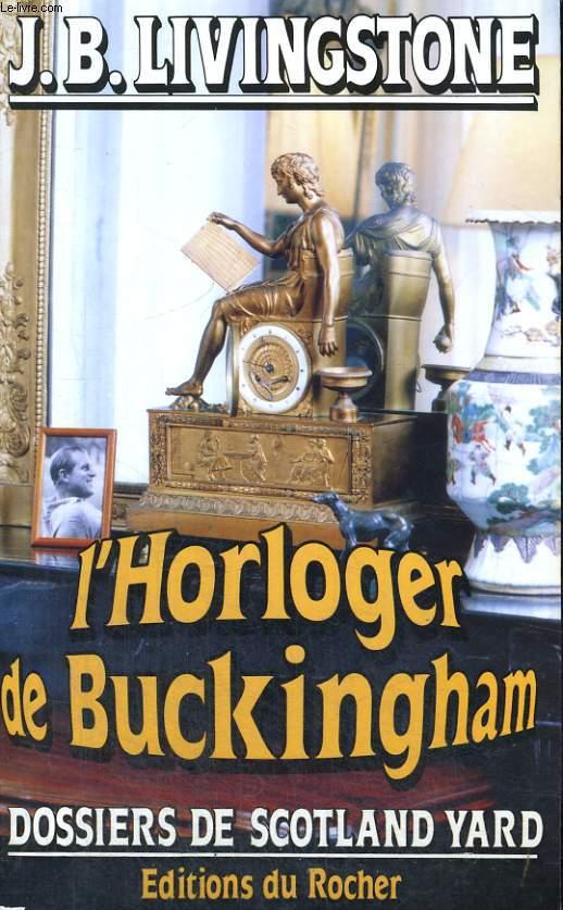 L'Horloger de Buckingham