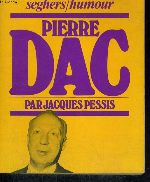Pierre DAC - Collection Humour n° 5