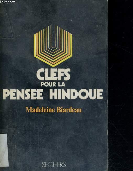 Clefs pour la PENSEE HINDOUE - Collection Clefs n° 18