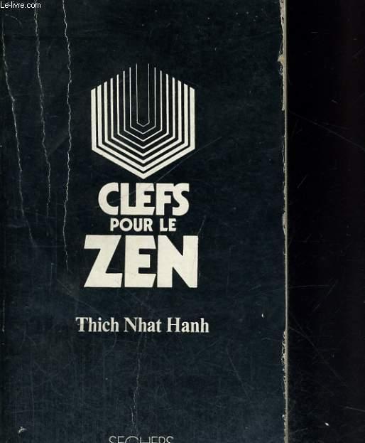 Clefs pour le Zen - Collection Clefs n° 25
