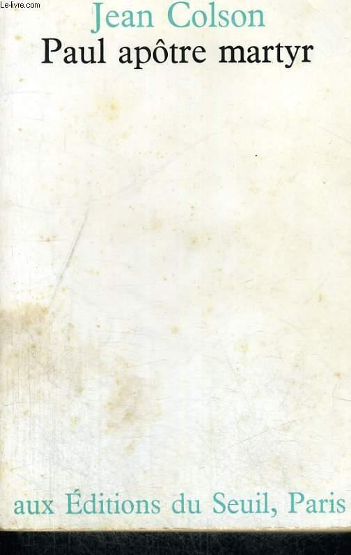 Paul apôtre martyr