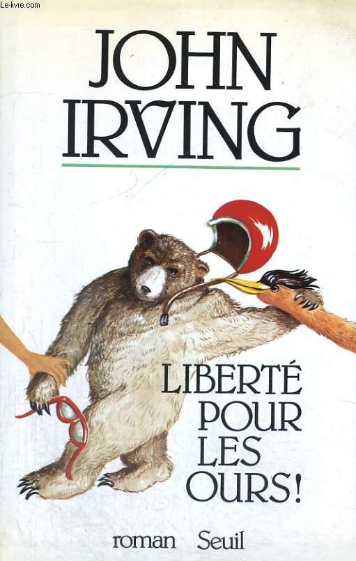 Liberté pour les ours