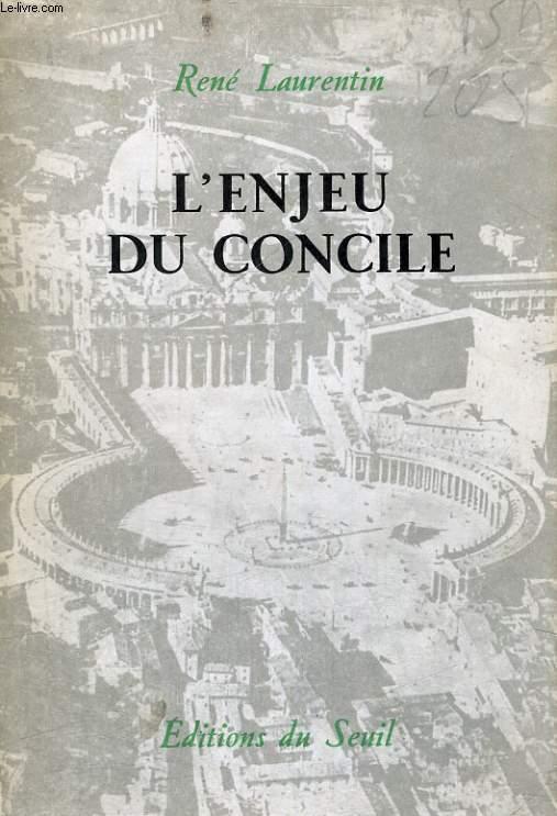 L'enjeu du Concile