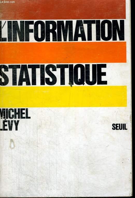 L'information statistique
