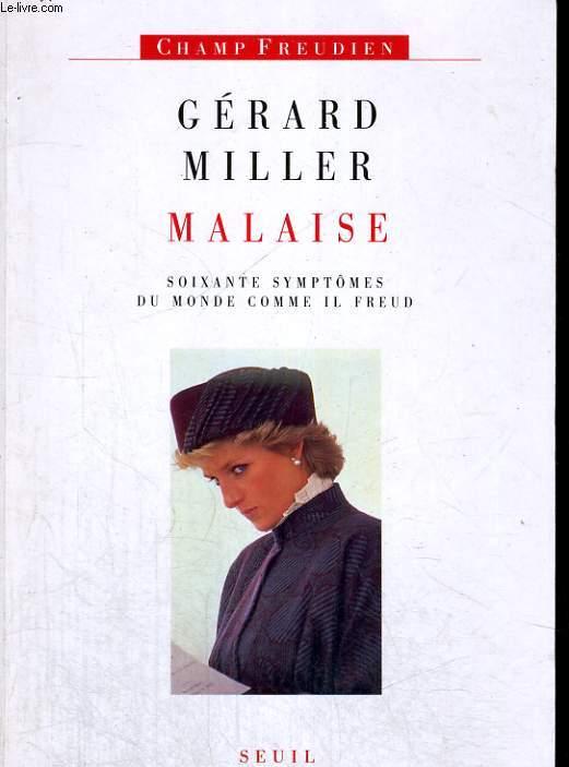Malaise - soixante symptômes du monde comme il Freud