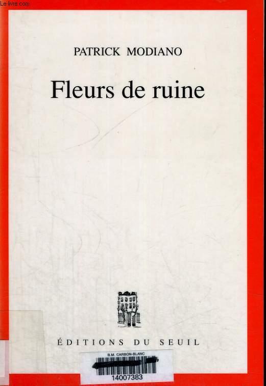 Fleurs de ruine