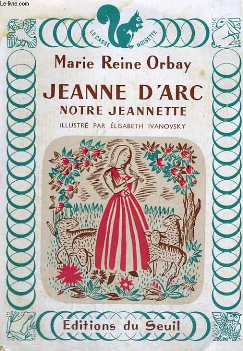 Jeanne d'Arc -notre Jeannette