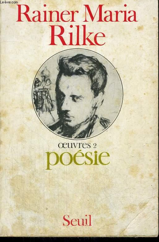 POESIE - Oeuvres II
