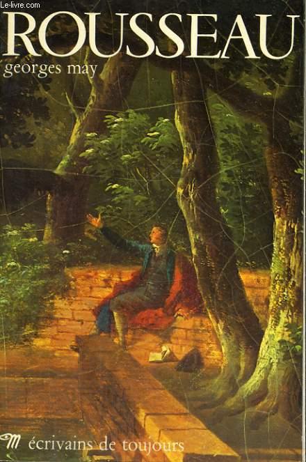 Rousseau par lui-même - Collection Ecrivains de toujours n°53