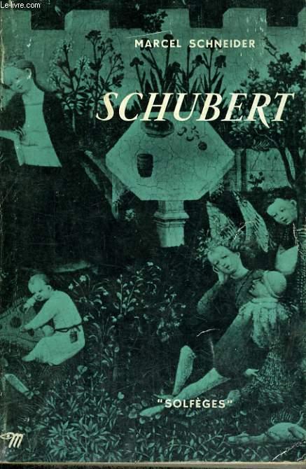 SCHUBERT - Collection Solfèges n°4