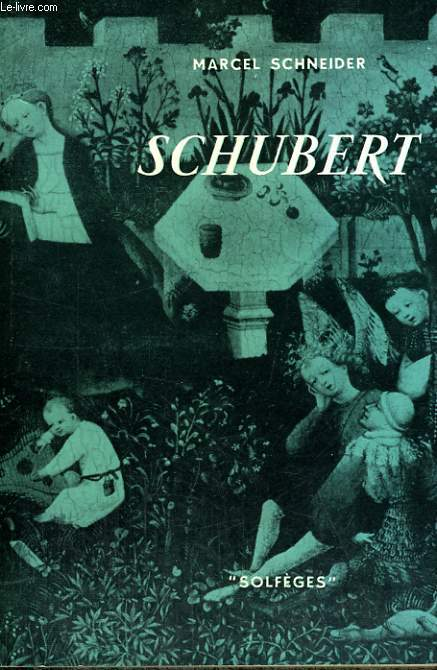 SCHUBERT - Collection Solfèges n°4