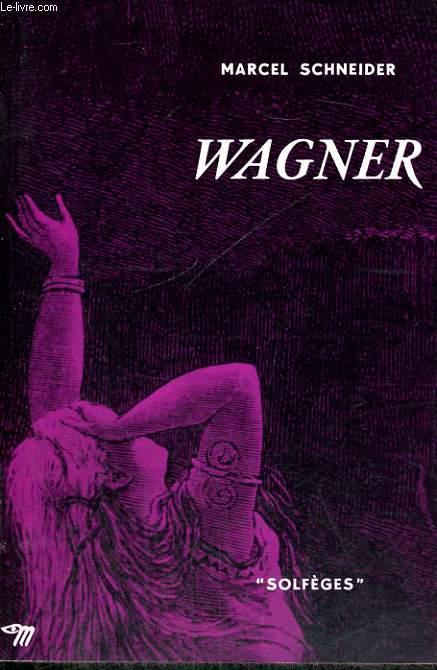 WAGNER - Collection Solfèges n°17