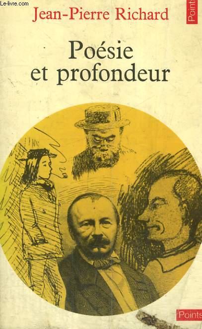POESIE ET PROFONDEUR - Collection Points n°71