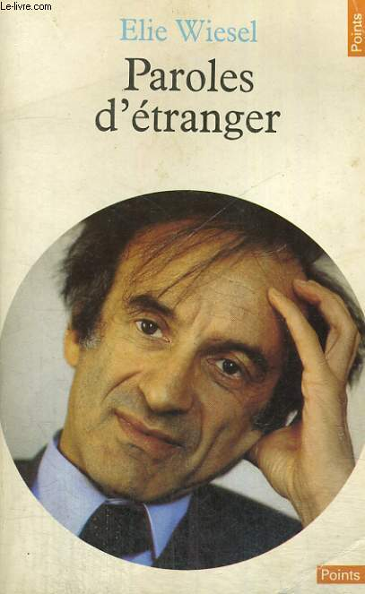 PAROLES D'ETRANGER - Collection Points n°159