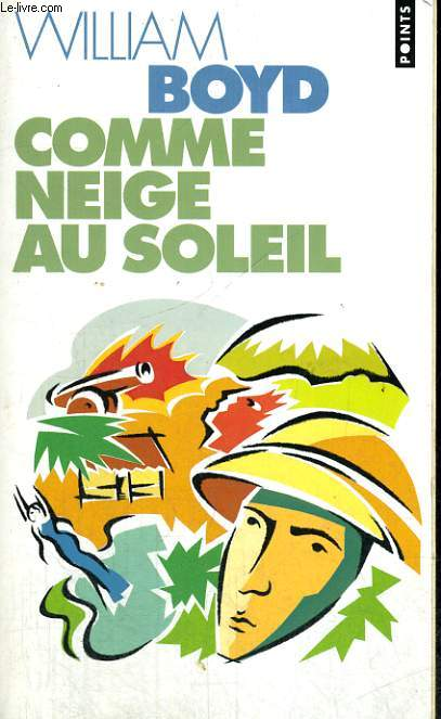 COMME NEIGE AU SOLEIL - Collection Points P35