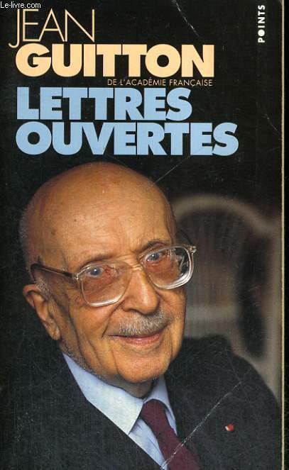 LETTRES OUVERTES - Collection Points P62