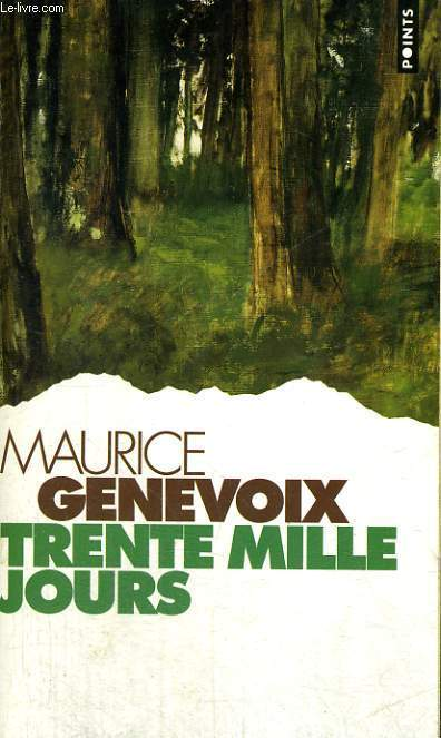 TRENTE MILLE JOURS - Collection Points P222