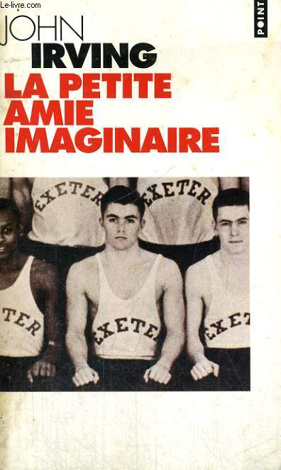 LA PETITE AMIE IMAGINAIRE - Collection Points P411