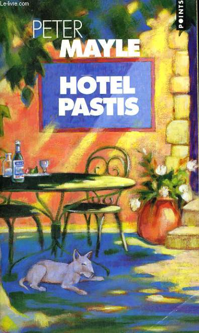 HOTEL PASTIS - Collection Points P506