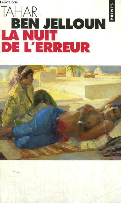 LA NUIT DE L'ERREUR - Collection Points P541