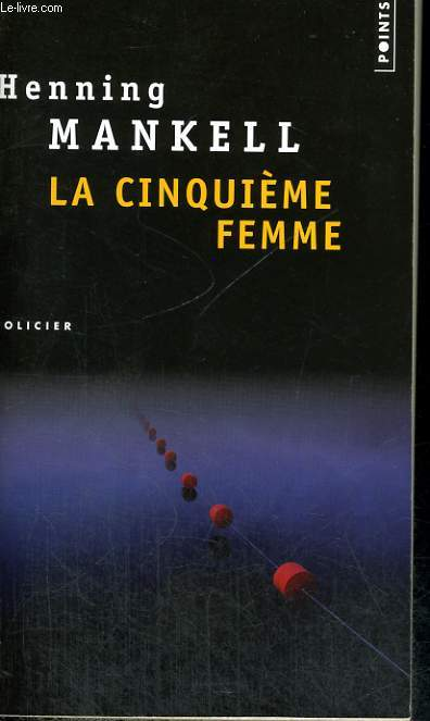 LA CINQUIEME FEMME - Collection Points P877