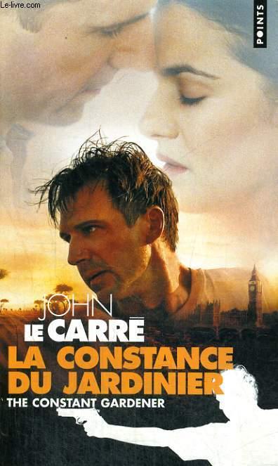 LA CONSTANCE DU JARDINIER - The Constant Gardener - Collection Points P1024