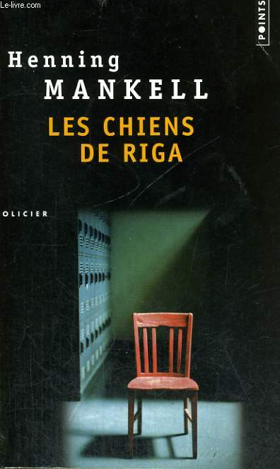 LES CHIENS DE RIGA - Collection Points P1187