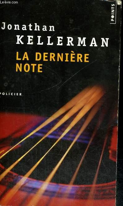 LA DERNIERE NOTE - Collection Points P1493