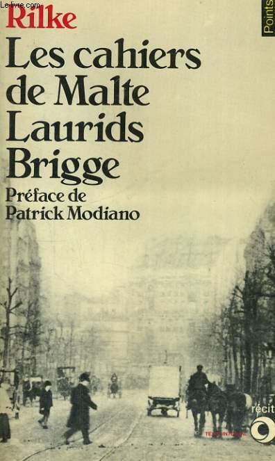 LES CAHIERS DE MALTE LAURIDS BRIGGE - Collection Points Roman R7
