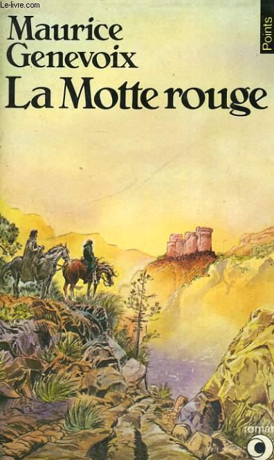 LA MOTTE ROUGE - Collection Points Roman R33