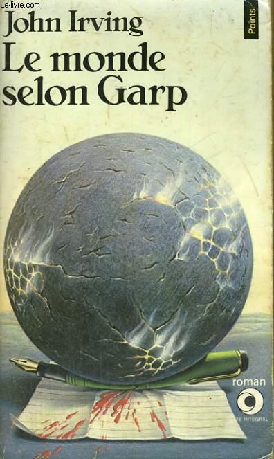 LE MONDE SELON GARP - Collection Points Roman R44