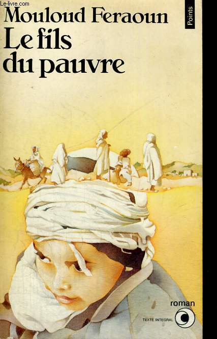 LE FILS DU PAUVRE - Collection Points Roman R69