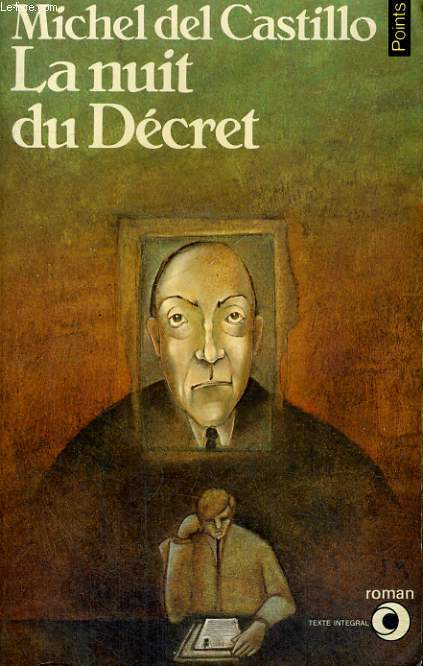 LA NUIT DU DECRET - Collection Points Roman R88