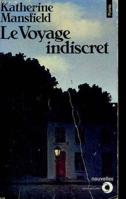 LE VOYAGE INDISCRET - Collection Points Roman R94