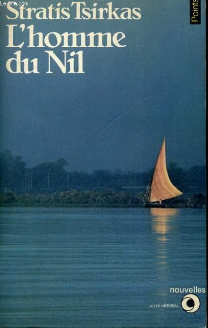 L'HOMME DU NIL - Collection Points Roman R104