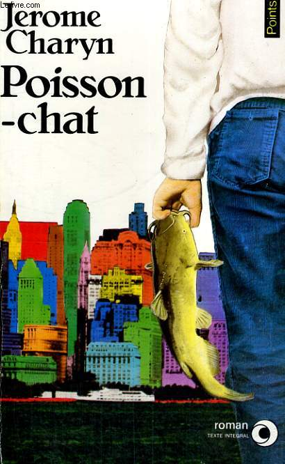 POISSON-CHAT - Collection Points Roman R114