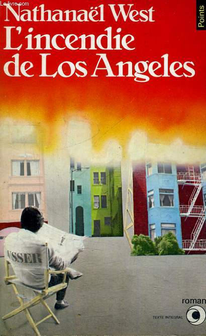 L'INCENDIE DE LOS ANGELES - Collection Points Roman R157