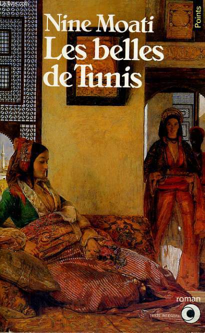 LES BELLES DE TUNIS - Collection Points Roman R158