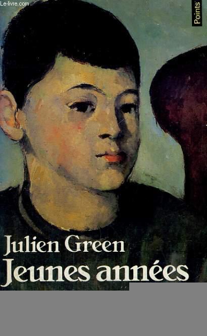 JEUNES ANNEES - Autobiographie 1 - Collection Points Roman R171