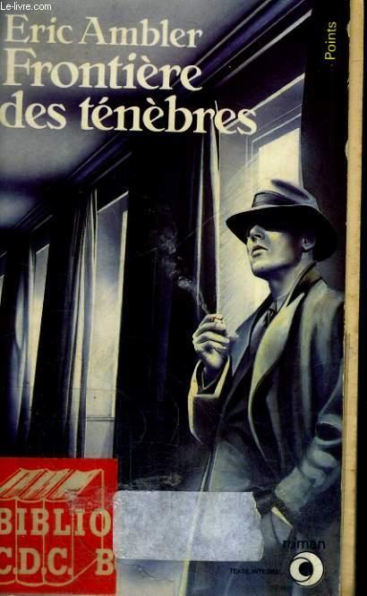 FRONTIERE DES TENEBRES - Collection Points Roman R237