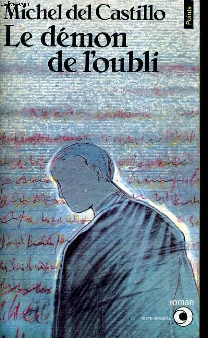 LE DEMON DE L'OUBLI - Collection Points Roman R337