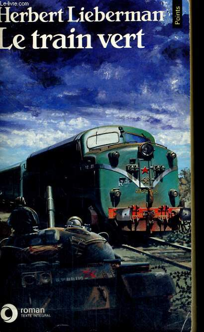 LE TRAIN VERT - Collection Points Roman R361