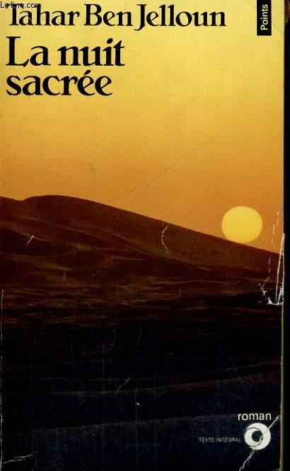 LA NUIT SACREE - Collection Points Roman R364