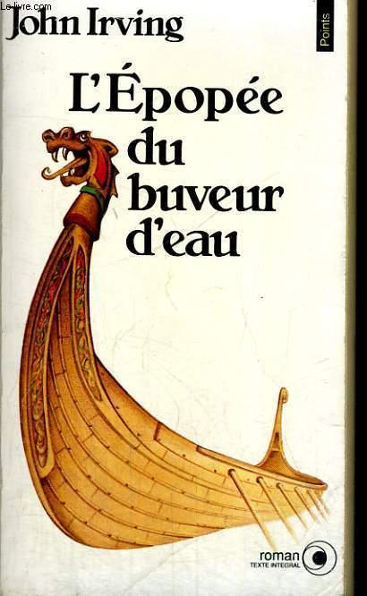 L'EPOPEE DU BUVEUR D'EAU - Collection Points Roman R382
