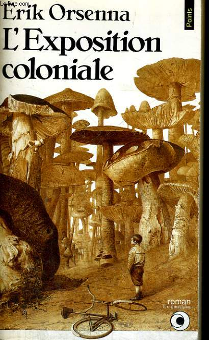 L'EXPOSITION COLONIALE - Collection Points Roman R400
