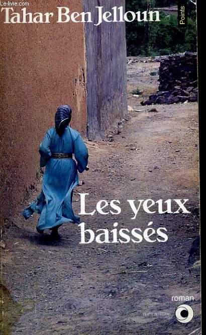 LES YEUX BAISSES - Collection Points Roman R500