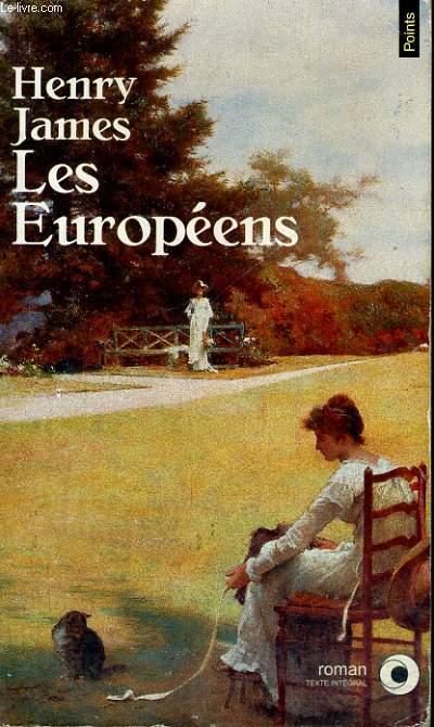 LES EUROPEENS - Collection Points Roman R564
